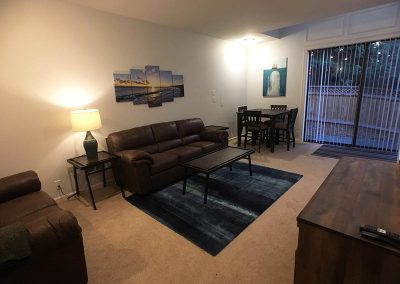 Seattle Sober Living Kirkland - Living Room