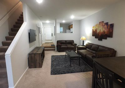 Seattle Sober Living Kirkland, WA - Living-room