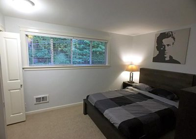 Seattle Sober Living Kirkland - bedroom