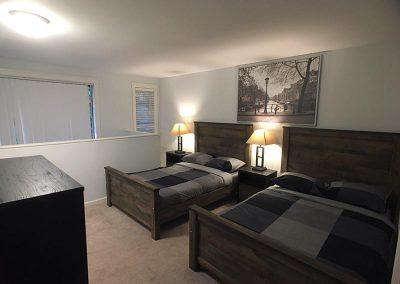 Seattle Sober Living Kirkland - shared bedroom