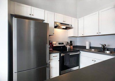 Seattle Sober Living Women - kitchen