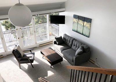 Seattle Sober Living Women - living room