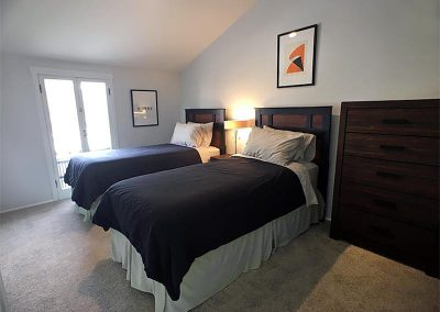 Seattle Sober Living Women - shared bedroom